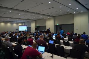 Classroom at DrupalCon